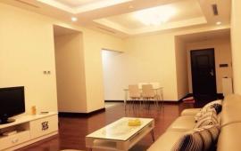 Cho thuê căn hộ tòa CT4 Sudico có diện tích 190m2, 4PN, full đồ giá 17tr/tháng 0915074066