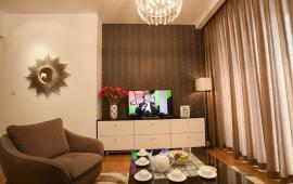 Chính chủ cho thuê căn hộ có nội thất cao cấp 86m2, 2PN vào ngay giá 19tr/th- 0902175866