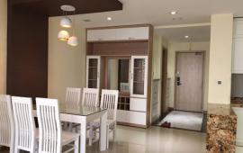 Cho thuê CHCC 335 Cầu Giấy, 135m2, 3 phòng ngủ, nội thất đẹp 10tr/tháng. LH 0918441990