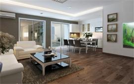 Cho thuê chung cư tại dự án Ha Do Park View, Cầu Giấy, Hà Nội, DT 98m2, giá 12 triệu/tháng