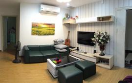 Cho thuê căn hộ chung cư Thăng Long Number One diện tích 91m2 nội thất đẩy đủ vào ở luôn