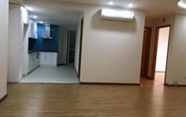 Cho thuê CHCC Dịch vọng, 120m2, 3 phòng ngủ, nội thất cơ bản 12tr/tháng. LH 0918441990