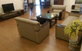 Cho thuê chung cư CS113 Trung Kính, 3 PN, đủ đồ, giá 11 triệu/tháng - Liên hệ 0911272109