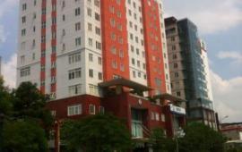 Cho thuê gấp căn hộ chung cư 137 Nguyễn Văn Cừ, 118m2, 9 triệu/tháng