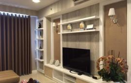 Cho thuê căn hộ Thăng Long 01, tầng 19, căn góc, 138m2, 3 PN, đủ đồ 18tr/th. LH 0918441990
