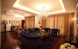 Cho thuê gấp căn hộ đủ đồ tại 170 Đê La Thành có DT 130m2, 3PN, giá thuê là 15.59 triệu/th