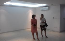 Cho thuê căn hộ 3phòng ngủ tại tòa The Light, 126m2, giá 11tr/th