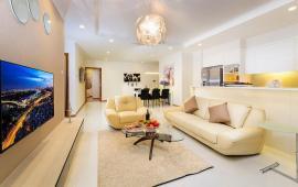 Tôi cho thuê chung cư Biển Bắc 1070 Đê La Thành - Ba Đình 130m2, 3PN, full đồ, giá 12tr/tháng