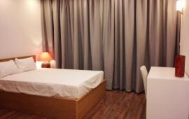 Cho thuê CHCC 71 Nguyễn Chí Thanh, 120m2, 3 phòng ngủ, nội thất đầy đủ 12tr/tháng