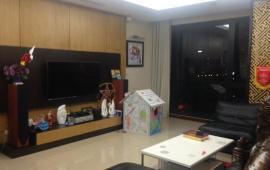 Cho thuê căn hộ 3 phòng ngủ tại tòa Tultraco Topcare 335 Cầu Giấy, đủ đồ, 11tr/th