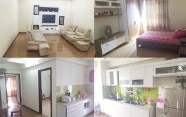 Cho thuê căn hộ cao cấp tại 172 Ngọc Khánh 114m2, 3PN đủ đồ giá 13.5 triệu/tháng