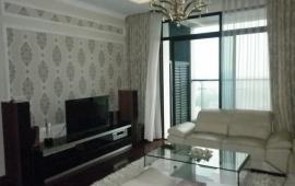 Cho thuê CHCC Vincom Bà Triệu, 132 m2, tầng 23, 2 phòng ngủ, đủ nội thất 21tr/tháng