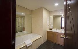 Cho thuê căn hộ tại tòa HH1, CC 102 Trường Chinh, 120m2, 3 PN, 2 WC. Gía 11,5 tr/th