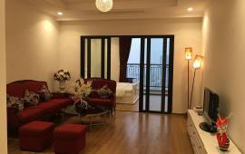 Cho thuê căn hộ chung cư cao cấp 170 Đê La Thành, đầy đủ tiện nghi sang trọng, 02 PN, giá 12tr/th