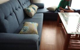 Cho thuê căn hộ cao cấp 173 Xuân Thủy, DT 110m2, 3 phòng ngủ, đủ đồ, giá 12tr/tháng