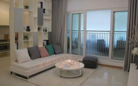 Cho thuê căn hộ chung cư cao cấp Sky City Tower 88 Láng Hạ, 2 ngủ, đồ cơ bản, giá 14tr/th