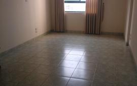 Cho thuê chung cư F4 Trung Kính 90m2, 2PN, đồ cơ bản tiện ở hoặc làm văn phòng giá 9tr/th