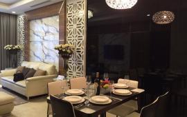 Cho thuê căn hộ số 1010 chung cư Royal City tòa R3, DT 124m2, đủ đồ LH 0968274316