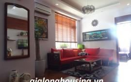 Cho thuê căn hộ CT3 Cổ Nhuế, nội thất đẹp