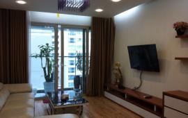 Cho thuê chung cư cao cấp Mandarin Hoàng Minh Giám, 2 phòng ngủ, đã trang bị đầy đủ nội thất đẹp
