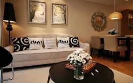 Cho thuê căn hộ chung cư Indochina Plaza - Xuân Thủy, 116m2, 3 PN, đủ đồ, 22 triệu/tháng