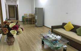 Cho thuê căn hộ chung cư Golden West 2 PN, nhà nguyên bản mới nhận giá 8 triệu/tháng