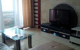 Cho thuê căn hộ tại tòa Trung Yên 1 Trung Kính 120m2, 3 PN, đồ cơ bản giá 11 triệu/tháng