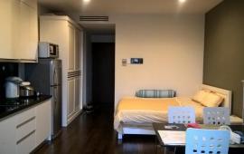 Cho thuê CHCC Lancaster, tầng 15, 50m2, 1 phòng ngủ, đủ nội thất 15tr/tháng. LH 0918441990