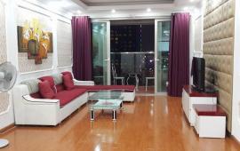 Cho thuê CHCC Lancaster, tầng 18, DT 125m2, 3 phòng ngủ, đủ nội thất 24tr/tháng. LH 01298888836