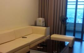 Cho thuê chung cư 17T11, DT 70m2, 2PN, 2 vệ sinh, đủ đồ, giá 10 tr/th. Lh 0915651569