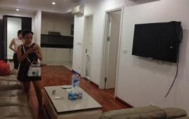 Cho thuê chung cư MIPEC Tower 229 Tây Sơn 109m2, 2 phòng ngủ, đầy đủ đồ giá 16 triệu/th