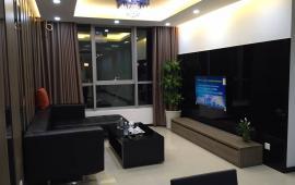 Cho thuê căn hộ chung cư Thăng Long Number One, tầng cao, view nửa thành phố