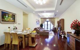 Cho thuê chung cư cao cấp The Manor (căn Penthouse sang trọng) 251m2 nhập khẩu Hàn Quốc