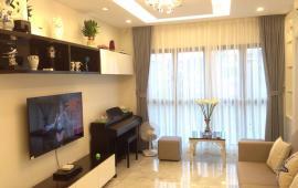 Cho thuê CHCC Starcity tầng 18, 58m2, 1 phòng ngủ, đủ nội thất đẹp 12tr/tháng, LH 0918441990