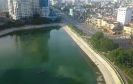 Cho thuê CHCC Ngọc Khánh Plaza, 161m2, 3 PN, nội thất cơ bản 16 tr/tháng. LH: 0918 441 990