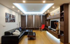 Cho thuê CH Indochina, tầng 20, 128m2, 3 phòng ngủ sáng, đủ nội thất, giá 30tr/tháng