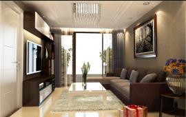 Cho thuê căn hộ 1 phòng ngủ, 35m2 tại công viên Hòa Bình, Xuân Đỉnh
