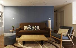 Cho thuê căn hộ chung cư cao cấp Royal City Thanh Xuân, căn góc, 3PN, đủ đồ