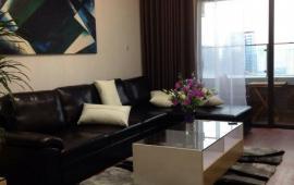 Cho thuê CHCC Diamond Flower Hoàng Đạo Thúy, đủ đồ, 125m2, giá 18 tr/1tháng