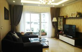Cho thuê căn hộ chung cư 113 Trung Kính, 3 PN, đủ đồ sang trọng