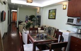 Cho thuê gấp căn hộ dịch vụ ờ Hòe Nhai rộng 70m2 phòng 1 ngủ giá cho thuê 11.26 triệu/th