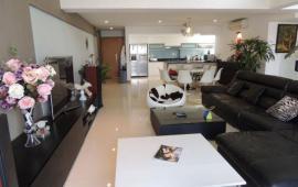 Cho thuê CHCC Hà Đô Park View, 178m2, duplex 4 phòng ngủ, nội thất đẹp 25tr/tháng, LH 0129 8888 836