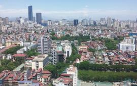 Cho thuê CHCC Ngọc Khánh Plaza, tầng 18, 161m2, 3 phòng ngủ,  đủ nội thất 17tr/tháng, LH: 0918441990