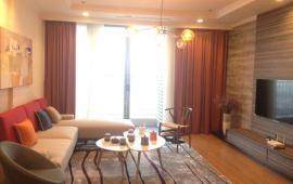 Cho thuê CHCC Ngọc Khánh Plaza, DT 132m2, 3 phòng ngủ sáng, nội thất đẹp 17tr/tháng
