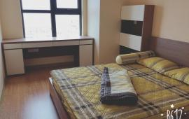 Cho thuê chung cư Vimeco Phạm Hùng 2 phòng ngủ, đủ đồ 11tr/tháng, LH: 0915651569