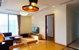 Cho thuê CH NGọc Khánh Plaza, tầng 18, 2 phòng ngủ, 108m2, đủ nội thất 16tr/tháng