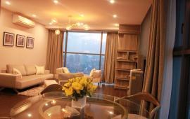 Cho thuê CHCC Lancaster, tầng 18, 46m2, 1 phòng ngủ, nhà đủ nội thất đẹp 15tr/tháng. LH 0918441990