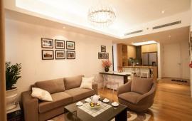 Cho thuê CH Indochina, tầng 20, 128m2, 3 phòng ngủ sáng, đủ nội thất, giá 30tr/th LH 0918 441 990