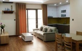 Cho thuê CHCC 335 Cầu Giấy tầng 16, 130m2, 3 PN, nội thất đẹp, căn góc, 11tr/th. LH 0943730150