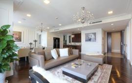 Cho thuê CH Lancaster, tầng 18, căn góc, 125m2, 3 phòng ngủ thoáng, đủ nội thất tốt 26tr/tháng. LH 0976 988 829